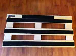 Guitar pedalboard for sale 3x2