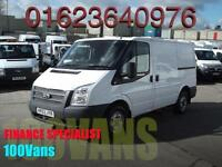 FORD TRANSIT 2.2TDCI T280S 100PS 6 SPEED 1 OWNER F/S/H SAME DAY FINANCE