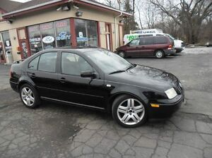 2003 Volkswagen Jetta Valid E-Test Leather Low Km!!!!