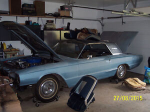 Looking for 66 Tbird parts