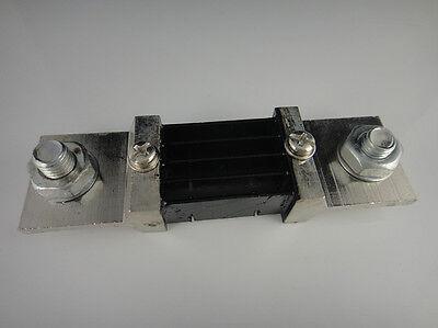Shunt Resistor For Dc 500a 75mv Current Meter Ammeter