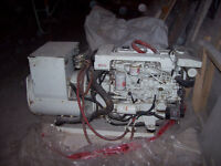 MUST SELL 32 KW DIESEL GENERATOR A $25,000 VALUE REDUCED TO $400