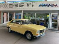 1973 PEUGEOT 304 S COUPE