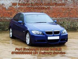 2005 55 BMW 3 SERIES 2.0 320D M SPORT 4D 161 BHP DIESEL