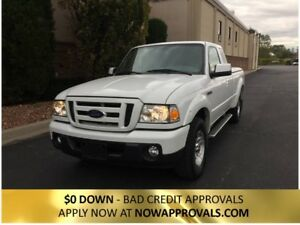 2010 Ford Ranger  Sport  --- FINANCING AVAILABLE ! ---