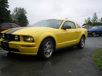 2006 Ford Mustang gt 60 000 km