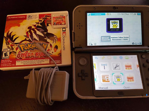 3ds xl plus extras