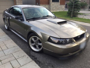 2002 Ford Mustang GT 5 Speed Leather