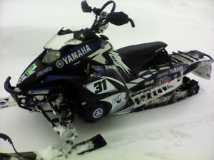 2010 Yamaha Nytro with Supercharger