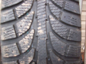 Camprio winter tires