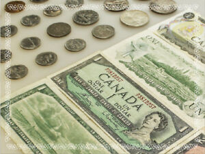 We Sell Coins, Currency, and Collectibles!