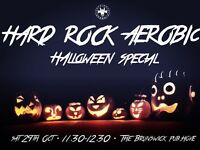Fed up with gyms? Try Hard Rock Aerobic - the fun way to get fit