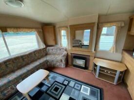 Static caravan Atlas Sahara 32x12 2bed free UK delivery.