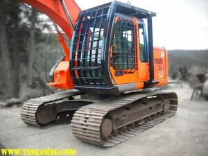 Excavator, Dozer, Tractor, Backhoe & Skid Steer Attachments