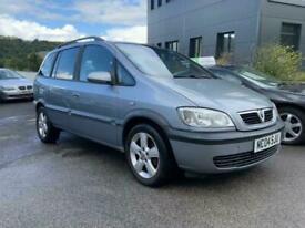 2004 Vauxhall Zafira 2.0DTi 16v Energy | Long MOT | PX to clear