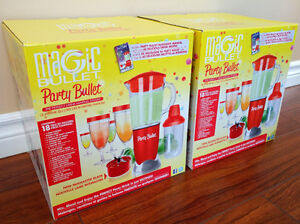 *NEW UNOPENED* Party Bullet by Magic Bullet
