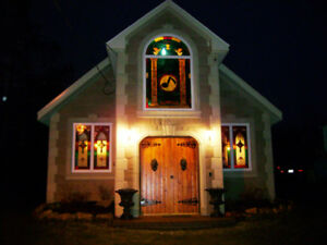 Unique Church in Purcells Cove Available for Short Term Rental