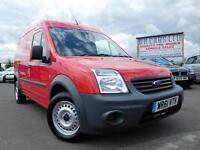 2012 61 FORD TRANSIT CONNECT 1.8 T230 HR VDPF 109 BHP DIESEL