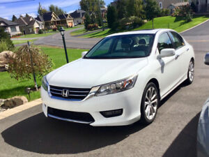 Honda Accord Touring 2014