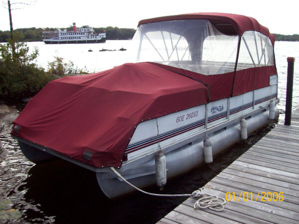 Used 1997 Other Southland Deluxe Pontoon Boat