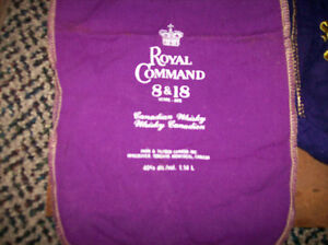 3 Old Crown Royal Bags Windsor Region Ontario image 2