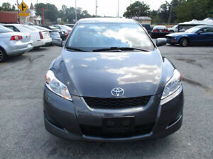 2009 Toyota Matrix Hatchback, Automatic, Car Starter