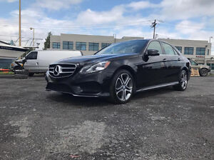 Mercedes-Benz E350 4matic / fully equipped / guarantee inc