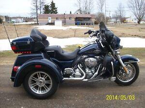 Tres belle Harley tri glide