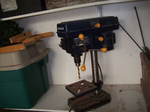 Mastercraft Drill Press London Ontario image 2