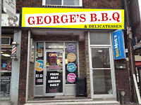 GEORGES BBQ FOR SALE