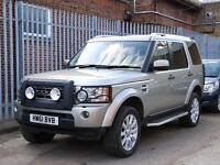 2011 Land Rover Discovery 4 - 3.0 SDV6 HSE Turbo Diesel 245 BHP 4x4 4WD 6 Speed