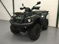2013 TGB TAIWAN GOLDEN BEE FBE-A 403 4 WHEEL DRIVE QUAD ATV