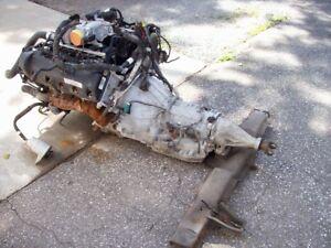 Mercury 2006 4.6 engine & automatic transmission