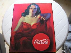 Thermos et laminés Coca Cola
