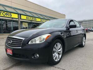 2011 Infiniti M56,CLEAN CARPROOF!!!AWD, Navi, Camera, Quick Sale