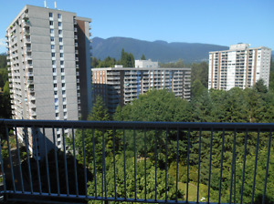 $2,195/mth 1,133 sq ft 2 Bed executive Woodcroft high fab view