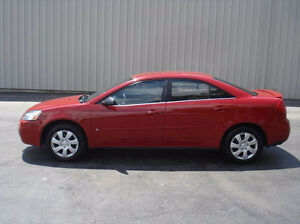 Mint 2006 Pontiac G6 need gone asap!