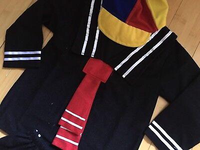 CHILD Quico Classic Model Costume - Chavo del Ocho Disfraz Chespirito