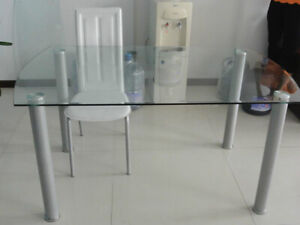 Table only, Kitchen ,Dining Set-5 pc available extra ,new / box