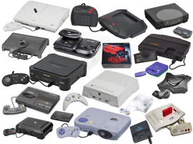 Game console and games wanted.