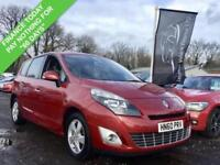 2010 60 RENAULT GRAND SCENIC 1.4 TCE DYNAMIQUE TOMTOM 7SEAT 129 BHP
