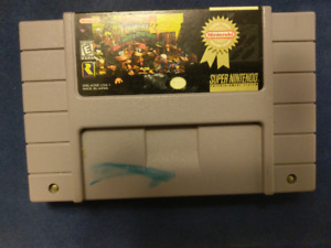 Donkey Kong Country 2 - SNES Super Nintendo - Classic game