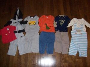 Baby Boots & Sears Clothing, Boys 6 months