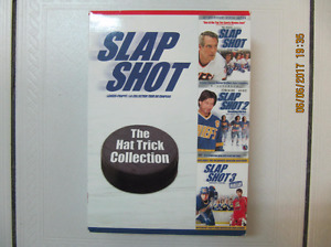Classic Slap Shot The Hat Trick Collection DVD Box Set Circa2008