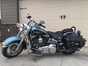 2007 HD Heritage Softail Classic