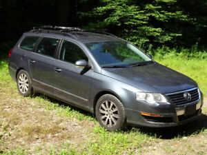 2009 VW Passat Wagon - For Parts   $900 OBO