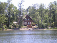 Bright Lake Cottage/Home - Northern Ontario