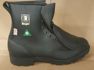 Royer 7915 Work Boots - Unused