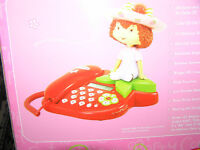 Strawberry Shortcake Telephone with Caller ID