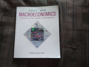 Macroeconomics Books